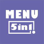Menu 5in1 Logo